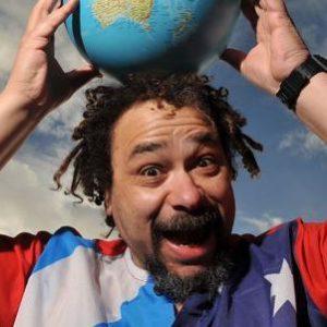 Bruce Fummey compere Perth Comedy Night