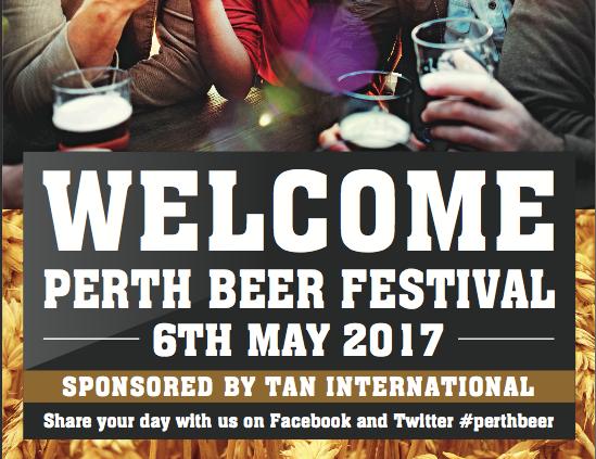 Perth Beer Festival 2017