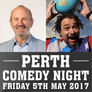 Perth Comedy Night Logo