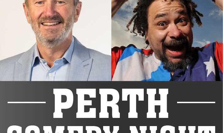 Perth Comedy Night Logo