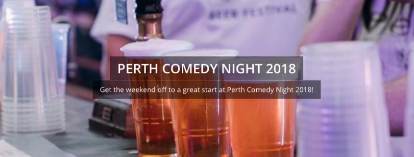 Perth Comedy Night 2018