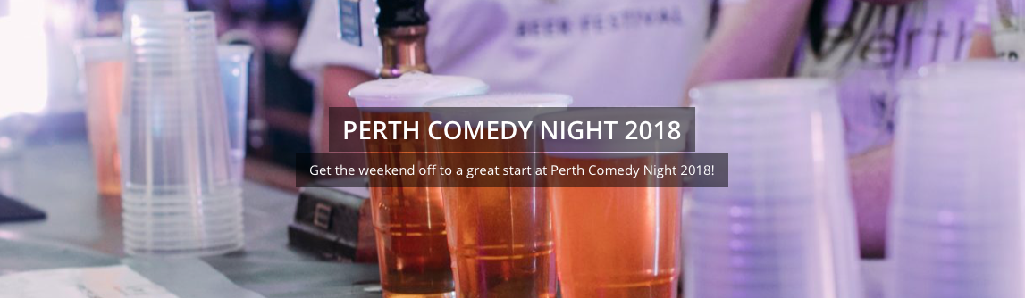 Perth Comedy Night 2018