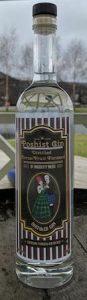 Poshist Gin Bottle Shot